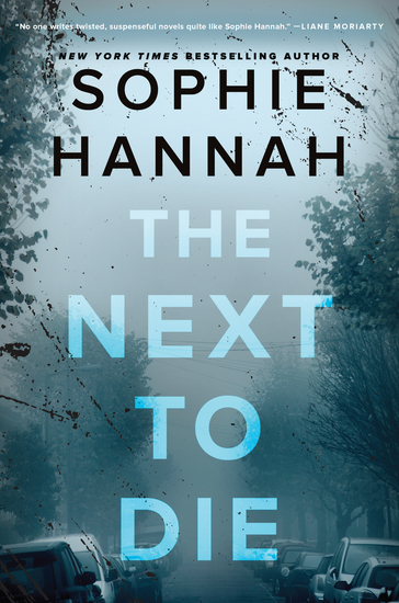 The Next to Die - A Novel - cover