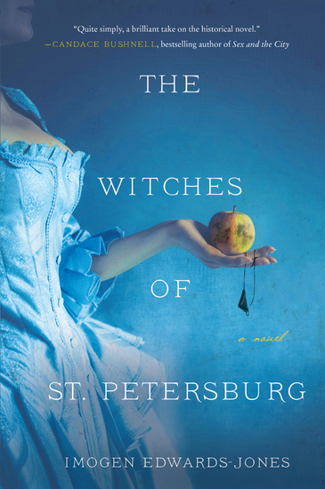 The Witches of St Petersburg - A Novel - cover
