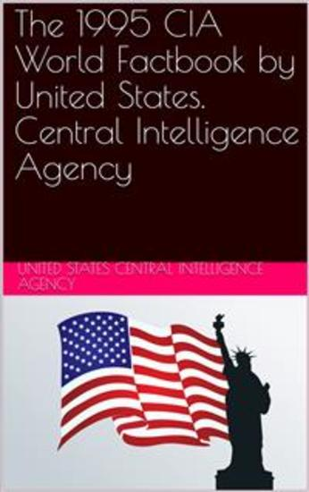The 1995 CIA World Factbook - cover
