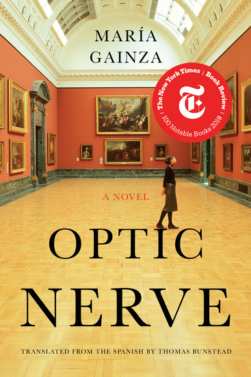 Optic Nerve - cover