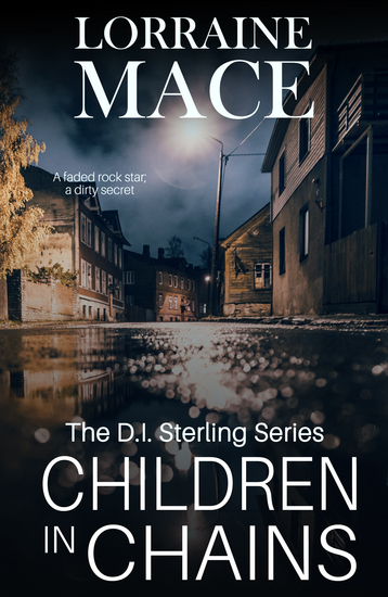Children in Chains - The DI Sterling Series - cover