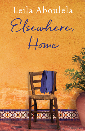 Elsewhere Home - cover