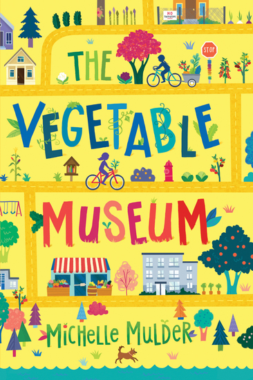 The Vegetable Museum - cover