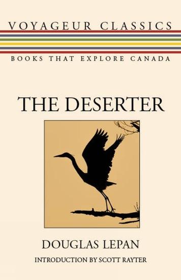 The Deserter - cover