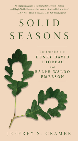 Solid Seasons - The Friendship of Henry David Thoreau and Ralph Waldo Emerson - cover