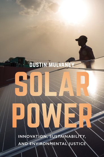 Solar Power - Innovation Sustainability and Environmental Justice - cover