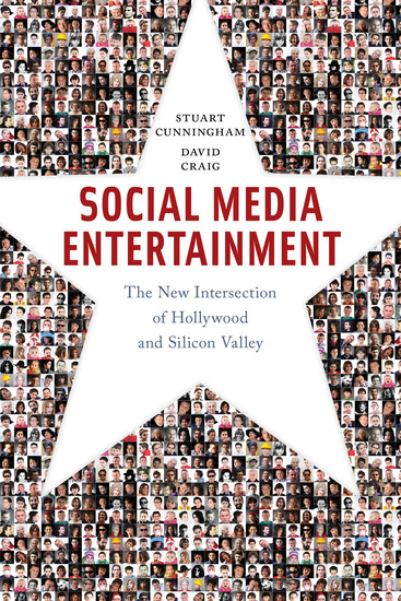 Social Media Entertainment - The New Intersection of Hollywood and Silicon Valley - cover