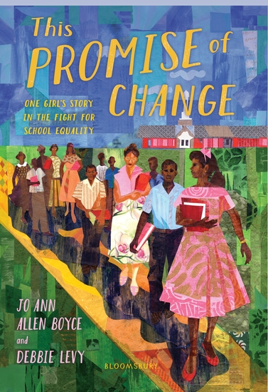 This Promise of Change - One Girl's Story in the Fight for School Equality - cover