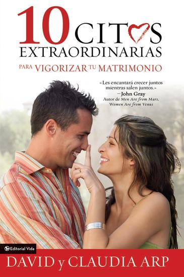 10 citas extraordinarias para vigorizar tu matrimonio - cover