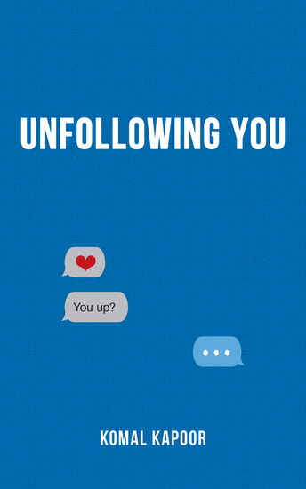Unfollowing You - cover