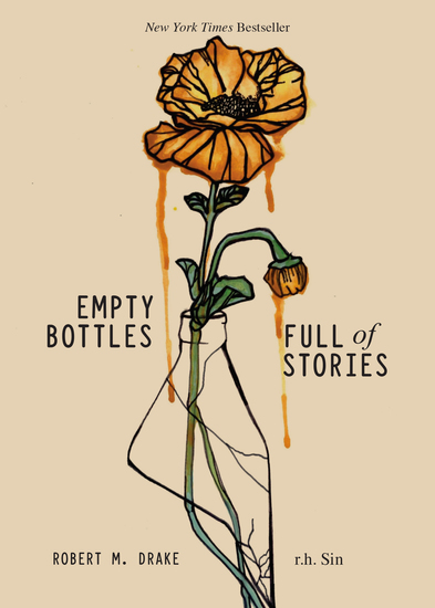 Empty Bottles Full of Stories - cover