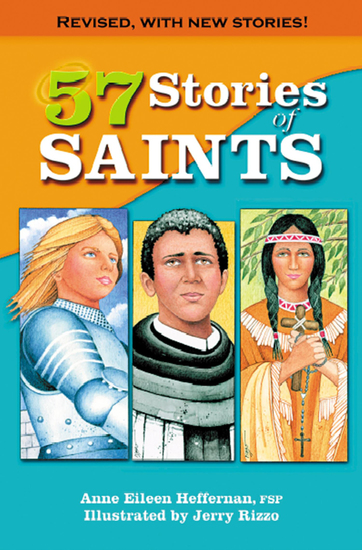 57 Stories of Saints - cover