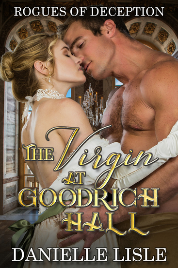 The Virgin at Goodrich Hall - cover