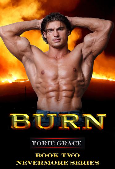 Burn - cover