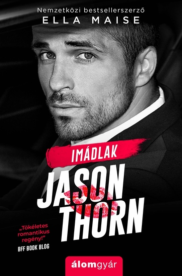 Imádlak Jason Thorn - cover