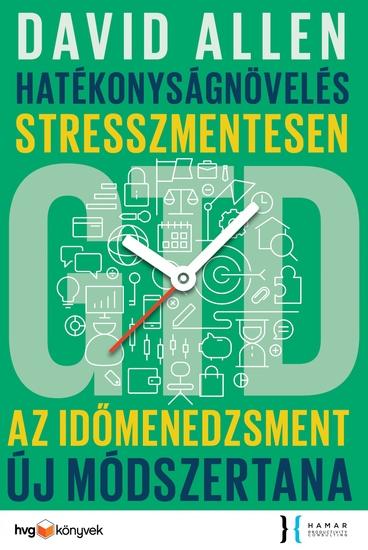 Hatékonyságnövelés stresszmentesen - cover