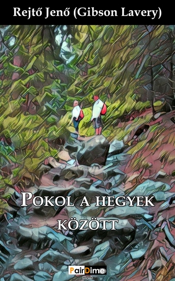 Pokol a hegyek között - cover