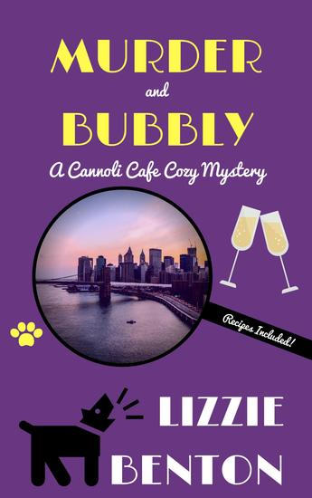 Murder and Bubbly - A Cannoli Cafe Cozy Mystery - cover