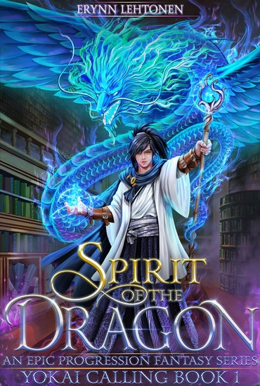 Spirit of the Dragon - cover