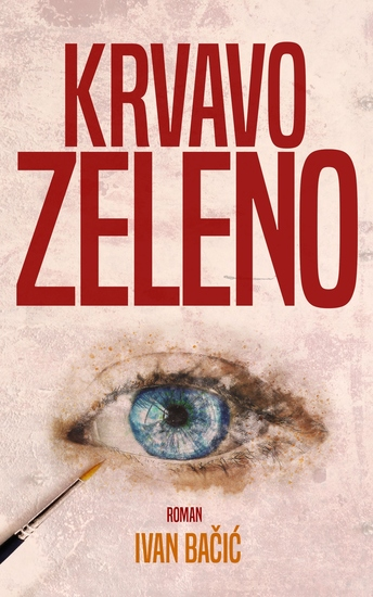 Krvavo zeleno - cover