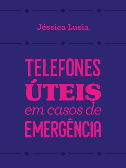 Telefones úteis em casos de emergência - cover