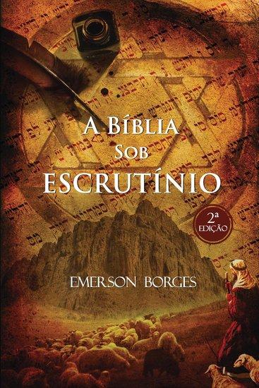 A bíblia sob escrutínio - cover