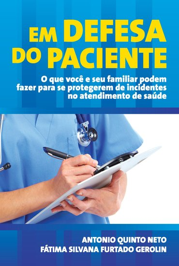 Em defesa do Paciente - cover
