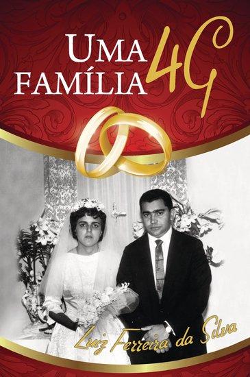 Uma família 4G - cover