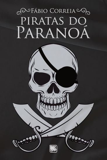 Piratas do Paranoá - cover
