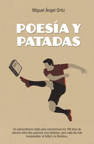 Poesía y patadas - cover