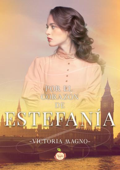 Por el corazón de Estefanía - cover