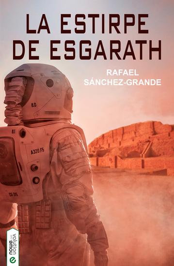 La estirpe de Esgarath - cover
