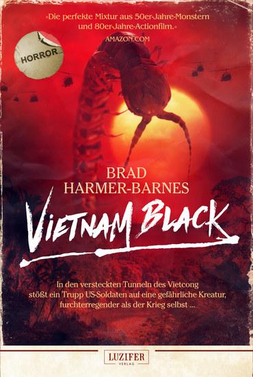 VIETNAM BLACK - Horrorthriller - cover