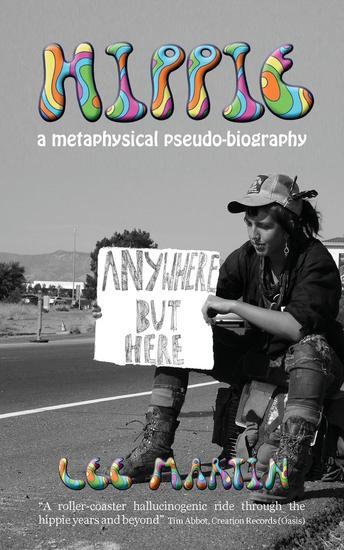 Hippie - A metaphysical pseudo-biography - cover