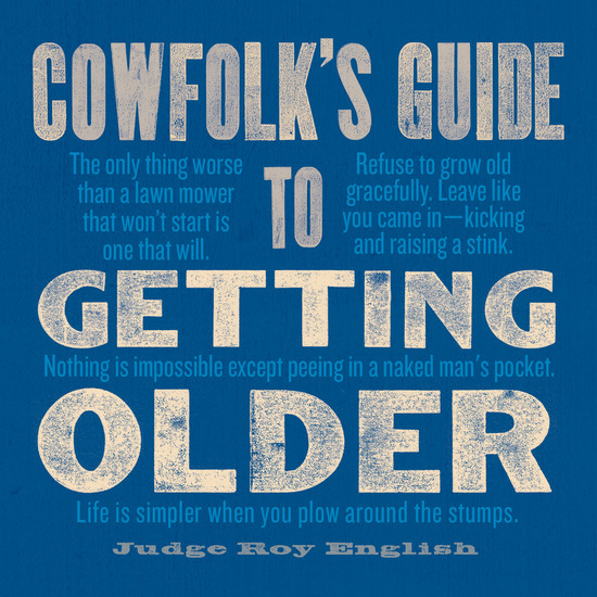 Cowfolk's Guide to Getting Older - cover