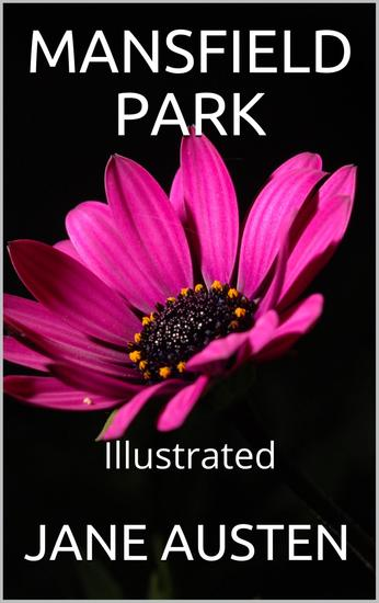 Mansfield Park - Illustrated - cover