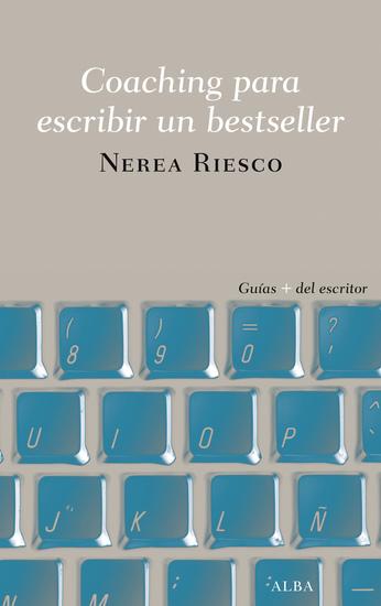 Coaching para escribir un bestseller - cover