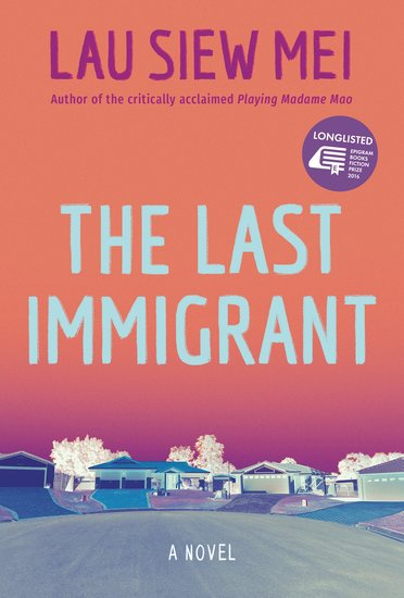 The Last Immigrant - cover