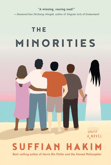 The Minorities - cover
