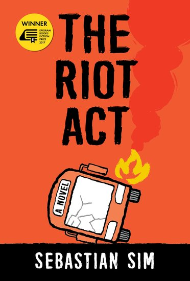 The Riot Act - cover