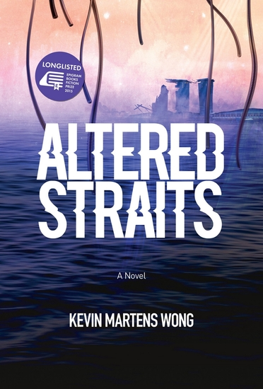 Altered Straits - cover