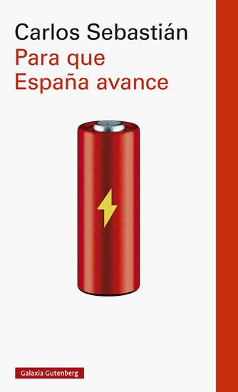 Para que España avance - cover