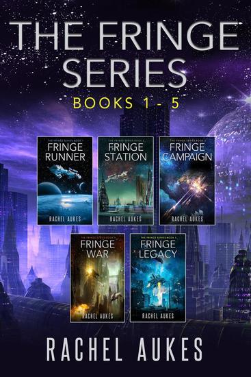 The Fringe Series - Fringe Series - cover