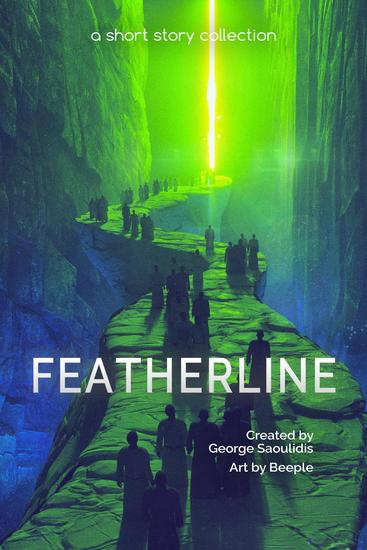 Featherline: A Short Story Collection - Spitwrite #4 - cover