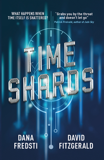 Time Shards - cover