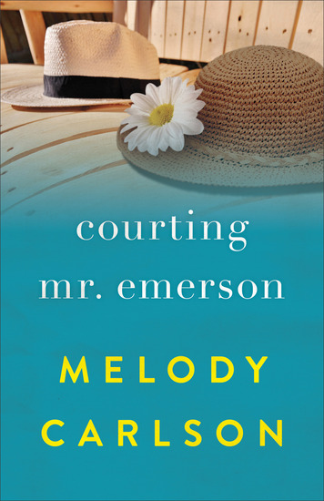 Courting Mr Emerson - cover