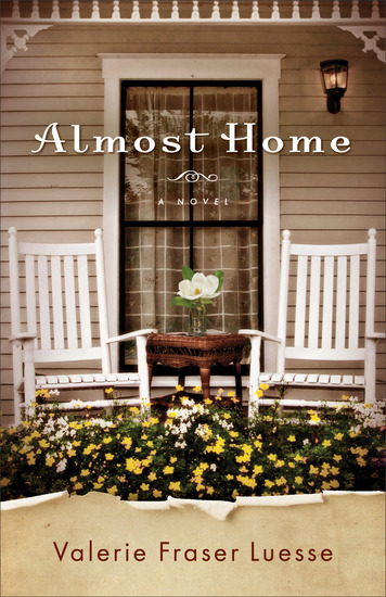 Almost Home - A Novel - cover