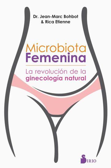 Microbiota femenina - La revolución de la ginecología natural - cover