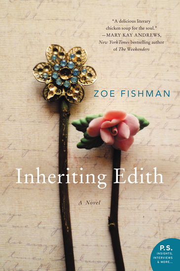 Inheriting Edith - A Novel - cover