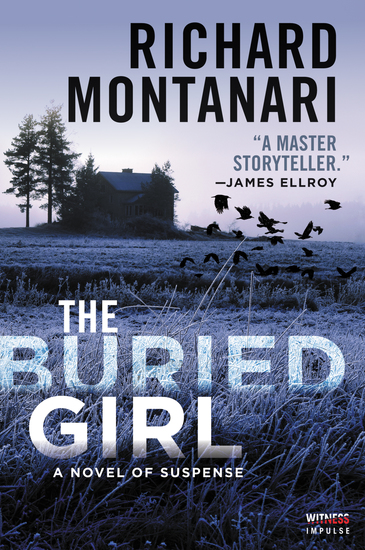 The Buried Girl - A Novel of Suspense - cover